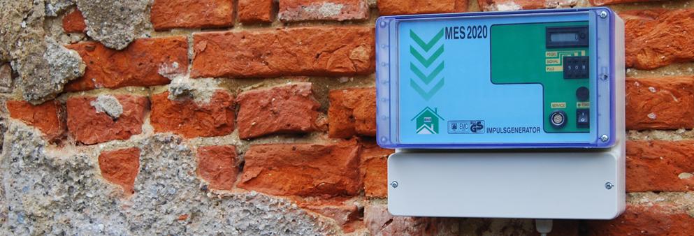 MES 2020. Elektrofizyczny System Osuszania Murów.