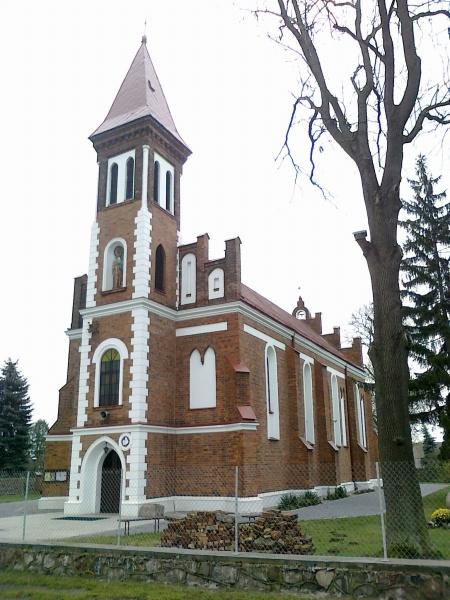 Kościół w Kozłowie Szlacheckim