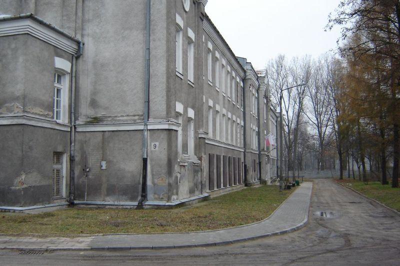 Budynek pokoszarowy w Skierniewicach