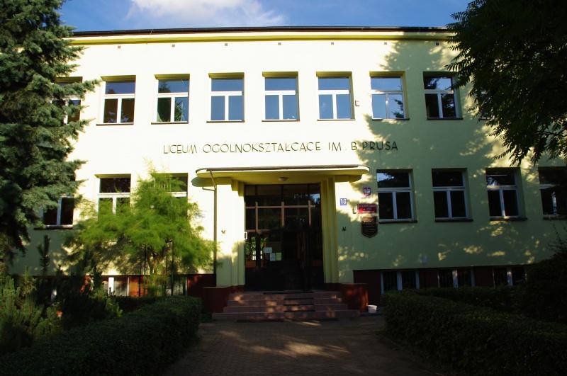 Liceum B.Prusa w Skierniewicach