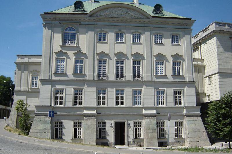 Pałac pod Blachą. Kompleks Zamku Królewskiego w Warszawie