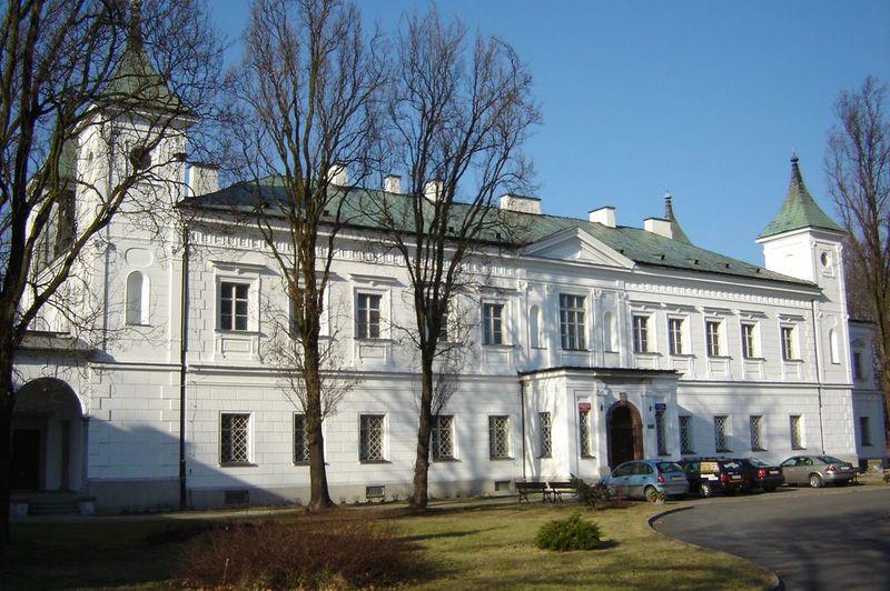 Pałac w Falentach