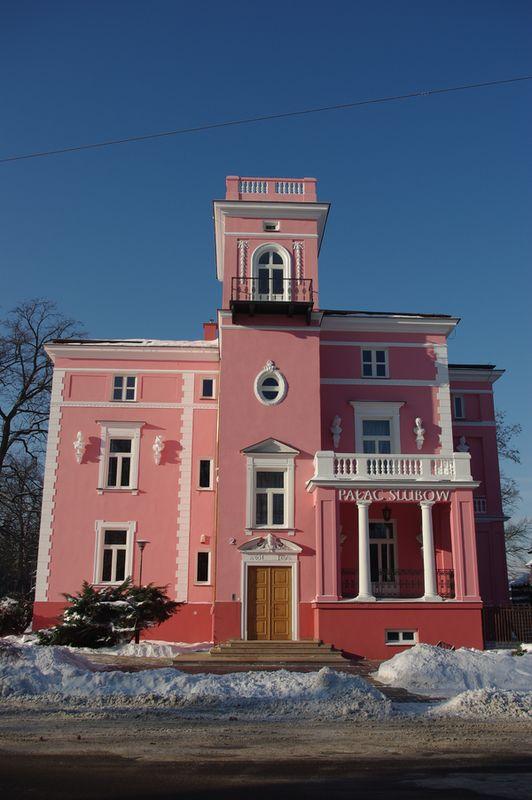 Pałac Ślubów w Skierniewicach