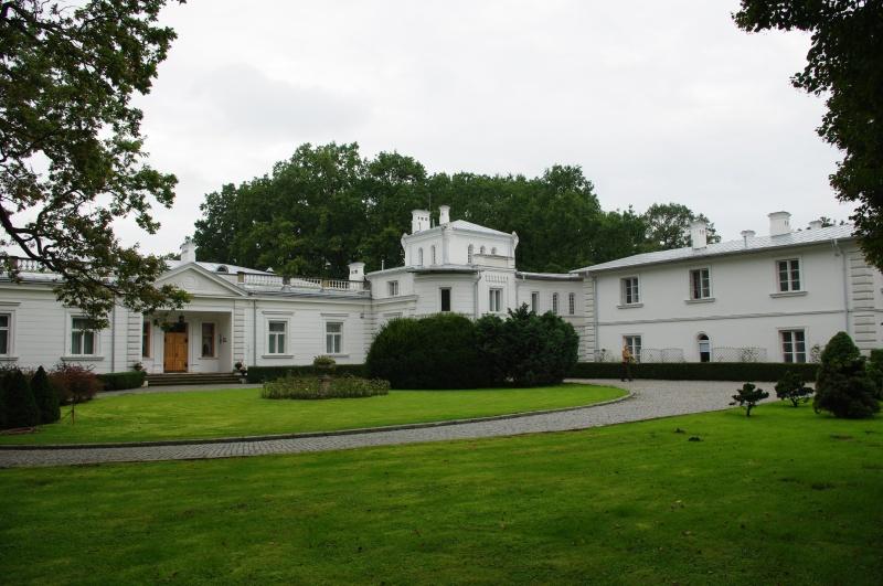 Pałac w Srebnej