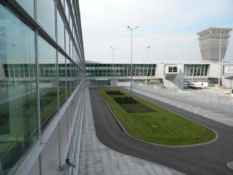 Polskie Porty Lotnicze Terminal