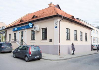 Budynek PZU w Przeworsku