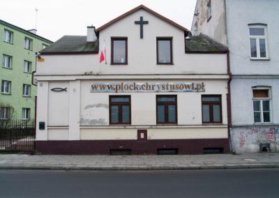 Dom Chrystusowy w Płocku