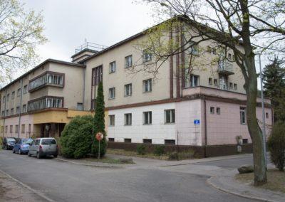 Hotel wojskowy Zegrze
