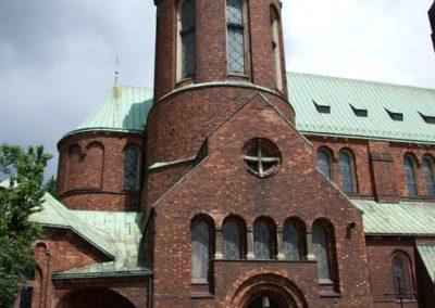 Kościół przy ul. Grójeckiej Warszawa