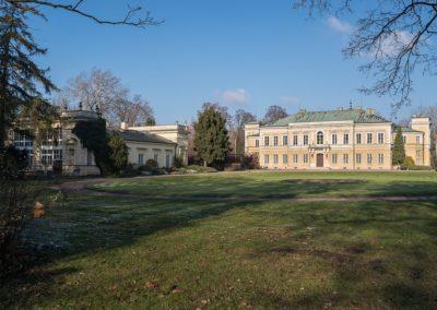 Pałac Prymasowski Skierniewice